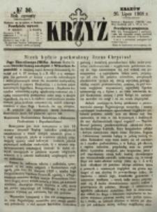 Krzyż. R. 4 (1868), nr 30
