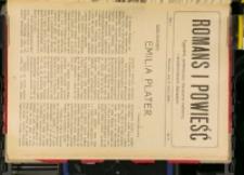 Romans i Powieść. R. 1, nr 11 (13 marca 1909)