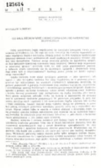 Co daje stosowanie logiki formalnej do metafizyki klasycznej? / Stanisław Kamiński.