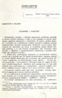 Człowiek i wartość / Mieczysław A. Krąpiec.