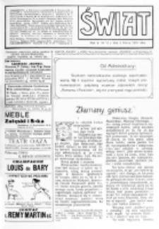 Świat : [pismo tygodniowe ilustrowane poświęcone życiu społecznemu, literaturze i sztuce. R. 5 (1910), nr 10 (5 marca)