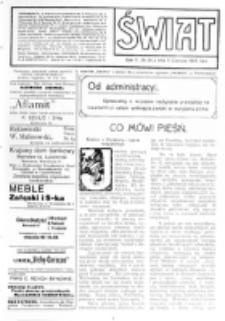 Świat : [pismo tygodniowe ilustrowane poświęcone życiu społecznemu, literaturze i sztuce. R. 5 (1910), nr 24 (11 czerwca)