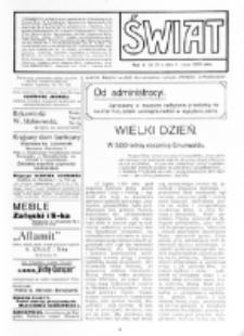 Świat : [pismo tygodniowe ilustrowane poświęcone życiu społecznemu, literaturze i sztuce. R. 5 (1910), nr 28 (9 lipca)