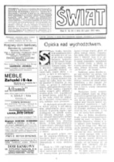 Świat : [pismo tygodniowe ilustrowane poświęcone życiu społecznemu, literaturze i sztuce. R. 5 (1910), nr 30 (23 lipca)