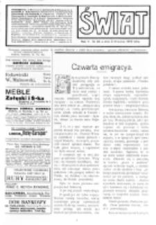 Świat : [pismo tygodniowe ilustrowane poświęcone życiu społecznemu, literaturze i sztuce. R. 5 (1910), nr 36 (3 września)