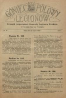 Goniec Polowy Legionów. 1916, nr 14 (31 marca)