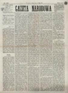 Gazeta Narodowa. R. 12, nr 119 (17 maja 1873)