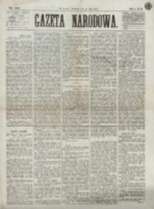 Gazeta Narodowa. R. 12, nr 120 (18 maja 1873)