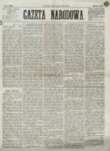 Gazeta Narodowa. R. 12, nr 122 (21 maja 1873)