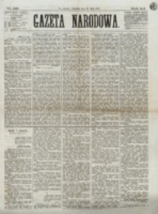 Gazeta Narodowa. R. 12, nr 123 (22 maja 1873)