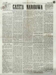 Gazeta Narodowa. R. 12, nr 127 (28 maja 1873)