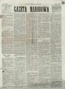 Gazeta Narodowa. R. 12, nr 130 (31 maja 1873)