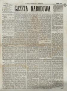 Gazeta Narodowa. R. 12, nr 137 (8 czerwca 1873)