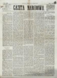 Gazeta Narodowa. R. 12, nr 138 (10 czerwca 1873)