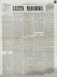 Gazeta Narodowa. R. 12, nr 141 (14 Czerwca 1873)