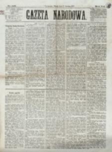 Gazeta Narodowa. R. 12, nr 143 (17 czerwca 1873)