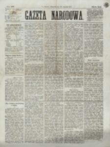 Gazeta Narodowa. R. 12, nr 151 (26 czerwca 1873)