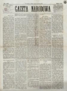 Gazeta Narodowa. R. 12, nr 152 (2 czerwca 1873)