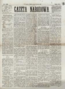 Gazeta Narodowa. R. 12, nr 153 (28 czerwca 1873)