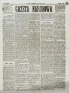Gazeta Narodowa. R. 12, nr 154 (29 czerwca 1873)