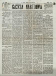 Gazeta Narodowa. R. 12, nr 159 (5 lipca 1873)