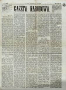 Gazeta Narodowa. R. 12, nr 171 (19 lipca 1873)
