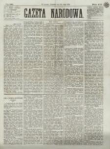 Gazeta Narodowa. R. 12, nr 181 (31 lipca 1873)
