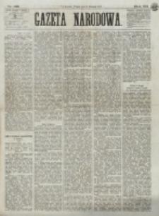 Gazeta Narodowa. R. 12, nr 188 (8 sierpnia 1873)