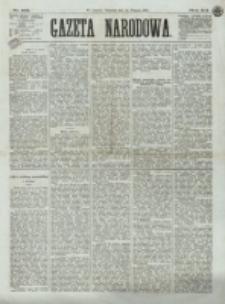 Gazeta Narodowa. R. 12, nr 193 (14 sierpnia 1873)
