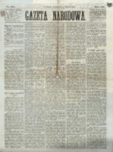 Gazeta Narodowa. R. 12, nr 210 (4 września 1873)