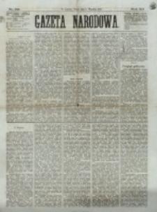 Gazeta Narodowa. R. 12, nr 211 (5 września 1873)