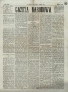 Gazeta Narodowa. R. 12, nr 212 (6 września 1873)