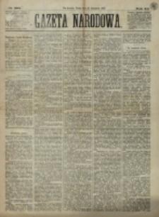 Gazeta Narodowa. R. 12, nr 280 (26 listopada 1873)