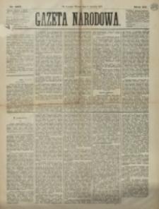 Gazeta Narodowa. R. 12, nr 285 (2 grudnia 1873)