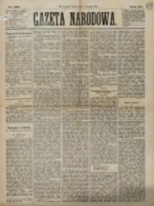 Gazeta Narodowa. R. 12, nr 289 (6 grudnia 1873)