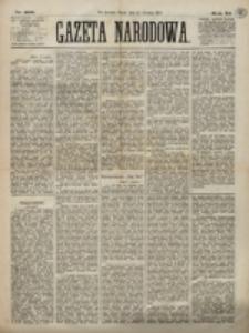 Gazeta Narodowa. R. 12, nr 293 (12 grudnia 1873)