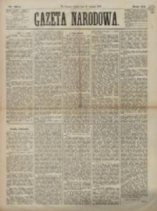 Gazeta Narodowa. R. 12, nr 294 (13 grudnia 1873)