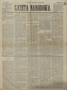 Gazeta Narodowa. R. 12, nr 300 (20 grudnia 1873)