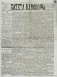Gazeta Narodowa. R. 15 (1876), nr 4 (6 stycznia)