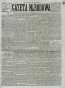 Gazeta Narodowa. R. 15 (1876), nr 10 (14 stycznia)