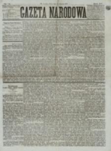 Gazeta Narodowa. R. 15 (1876), nr 11 (15 stycznia)