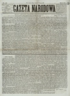 Gazeta Narodowa. R. 15 (1876), nr 19 (25 stycznia)
