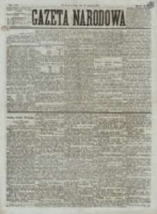Gazeta Narodowa. R. 15 (1876), nr 20 (26 stycznia)