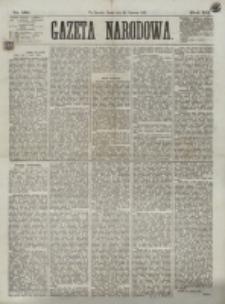 Gazeta Narodowa. R. 12, nr 150 (25 czerwca 1873)