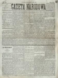 Gazeta Narodowa. R. 15 (1876), nr 44 (24 lutego)