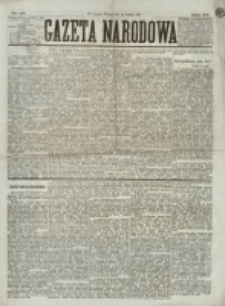 Gazeta Narodowa. R. 15 (1876), nr 48 (29 lutego)