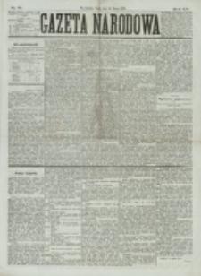Gazeta Narodowa. R. 15 (1876), nr 61 (15 marca)