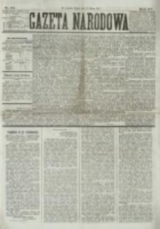 Gazeta Narodowa. R. 15 (1876), nr 63 (17 marca)