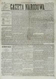 Gazeta Narodowa. R. 15 (1876), nr 65 (19 marca)