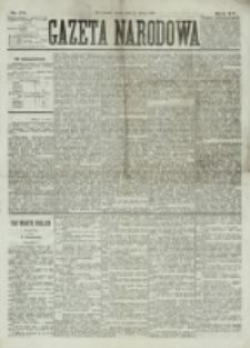 Gazeta Narodowa. R. 15 (1876), nr 70 (25 marca)